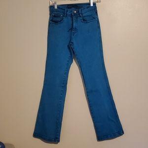 """NWOT Blue """"Revolt"""" jeans"""